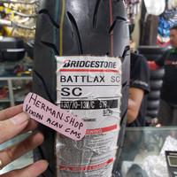 Ban Battlax Nmax 130/70-13 sc