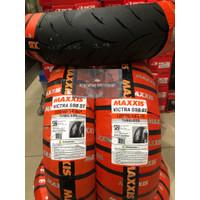 Paket Ban Maxxis Victra S98 ST Motor PCX Ukuran 100/80-14 n 120/70-14