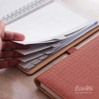 Bantex Buku Agenda Planner 2021 - 2023