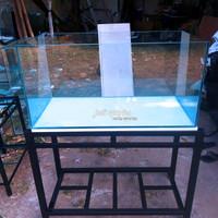 aquarium 100x50x50 Rimless