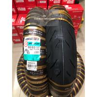 Paket Ban Corsa Platinum R46 Ukuran 90/80-17 (2Pcs) (Softcompound)