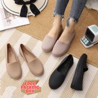 Sepatu Jelly Flat Wanita Casual 408 Balance