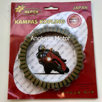 Kampas Kopling RACING KARISMA SUPRA X 125 Plat Kopling Supra 125 NEPON