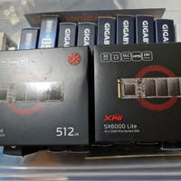 Adata XPG SX6000 Lite M.2 512GB PCIE Gen3x4 NVME (R:1000, W:800)MB/s