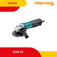 """Makita 9565PC / 9565 PC Mesin Gerinda Tangan 5"""" Paddle Switch"""
