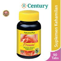 Nature's Plus Prenatal Complex 90 Tablet/Suplemen Ibu Hamil/Vitamin