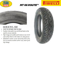 Ban belakang pirelli MT 66 Route ukuran 140/90-16