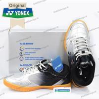 Sepatu Badminton Yonex Legend King 68 - Silver black