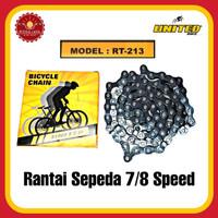 UNITED RT-213 Rantai Sepeda 7/8 Speed