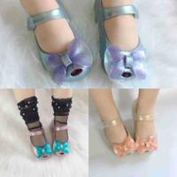 Sepatu Anak Mini Melissa Mermaid / Sepatu Jelly Minimelissa Mermaid