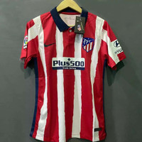 JERSEY ATLETICO MADRID HOME 2020-2021 Grade Ori 100% Best Quality