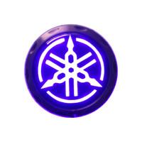 Emblem LED Yamaha Variasi motor Lampu motor Aksesoris Motor Lampu stop