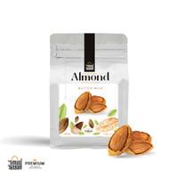 Kacang Almond Butter Milk Timur Tengah Premium Almond Kulit