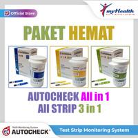 Paket Hemat Strip Autocheck 3 in 1