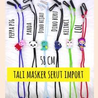 tali masker serut anak import