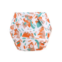 RB-P1 PART 2 POPOK Bayi Kain Kancing Cloth Diaper Clodi Bayi Dapat - POPOK MOTIF, 11