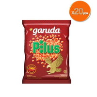 Pilus Garuda Rasa Pedas 9gram 9 gram 20 Pcs Sachet 20Pcs