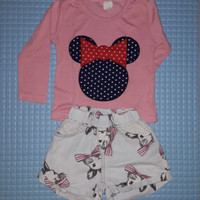 baju stelan anak perempuan