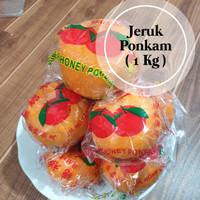 Buah Jeruk Ponkam manis ( 1 kg )