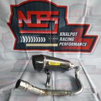 knalpot arrow carbon full sistem aerox nmax Lexy PCX ADV Vario Scoopy