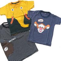 Baju Kaos Atasan Anak Laki Laki FULL PRINT|Kaos Anak Murah 1-10 tahun