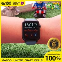 Apple Watch Alternatif - Smartwatch G1 Thermometer + Blood Pressure