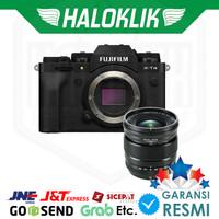 Fujifilm X-T4 Kit XF 16mm F/1.4 Mirrorless Camera