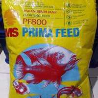 Pakan Benih Ikan Bibit Lele Gurame Nila MS Prima Feed PF-800 Repack