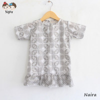 baju batik anak / dress batik anak / dress batik anak perempuan murah