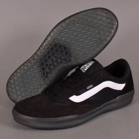 Vans AVE Pro Skate Shoes Black/White