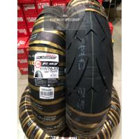 Ban Corsa platinum R93 110/70-17 (Tubeless) (Softcompound)