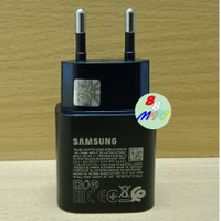 Adapter Kepala Charger Samsung S21 S21+ S21 Ultra EP-TA800 ORIGINAL