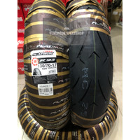Ban Corsa platinum R93 130/60-17 (Tubeless) (Softcompound)