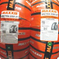Ban Tubeless Ban Belakang Aerox 155 Maxxis Victra S98 140 / 70 - 14