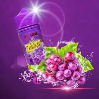 Zuper Grape 100ML by Kangtao Brewery x Steve Distribution - Liquid