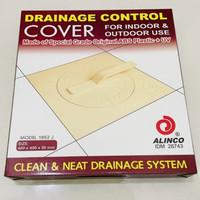 Tutup Bak Kontrol/ Drainage Control Cover Alinco 40x40 ABS Plastic
