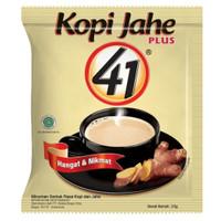 Kopi Jahe 41 Plus Renceng Isi 10 Pcs Sachet 10Pcs