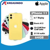 iPhone 11 64 / 64gb Garansi Resmi TAM / IBOX