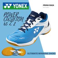 SEPATU YONEX POWER CUSHION - SHB 65 Z2M COBALT BLUE / VIKTOR AXELSEN
