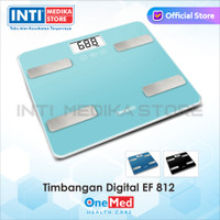 ONEMED - Timbangan Badan Digital BMI Body Fat EF812 | Timbangan BMI