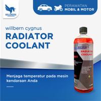 Air Radiator Red Coolant Willbern Cygnus volume 1 liter