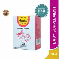 Apialys Drops 10 ml/Suplemen bayi dan anak/Multivitamin/Nafsu Makan