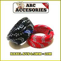 Kabel Bintik Avs Astra 0.5mm