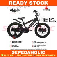Sepeda Anak BMX 12 16 18 Inch PACIFIC HOTSHOT BATMAN 3.0 Ban Jumbo