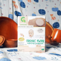 GASOL Organic Tepung Beras Coklat Organik 200 gr