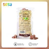 Trio Natural Roasted Cashew Skin On (Kacang Mede) 225 g