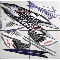 LIS polet stiker striping yamaha mio j sporty 2013 hitam ungu