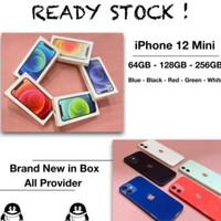 Iphone 12 Single Mini inter 64GB- 128GB