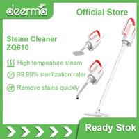 Deerma DEM ZQ610 Electric Steam Cleaners Mop Handheld Floor Window Was