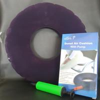 Bantal Ambeien Wasir Resources / Donut Air Cushion With Pump